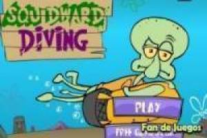 Squidward submarine
