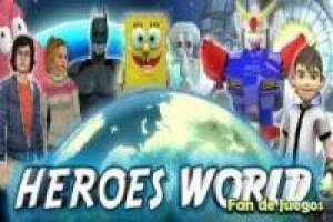 Free World Heroes Game