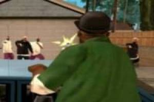 Grand Theft Auto San Andreas tir: Puzzle