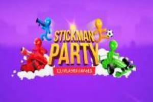 Stickman Party: 2, 3, 4 Player Game