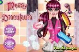 Free Bathing draculaura Game