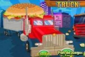 Free Fast food trucks Game