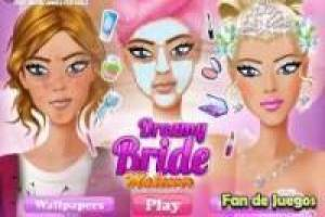 Free Make up for wedding Game