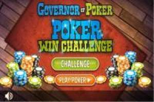 Poker Challenge: Governor of Poker