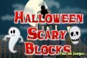 Halloween, fear blocks