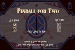 Pinball for two
