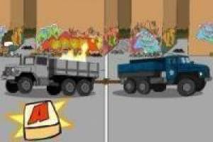 Gratis Trucks of War Spelen