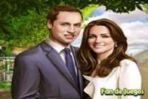 Juego Príncipe William y Kate Gratis