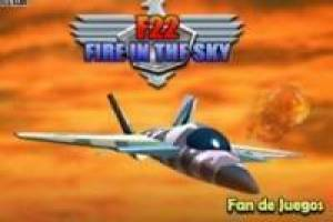 Gioco F 22: Fire in the Sky Gratuito
