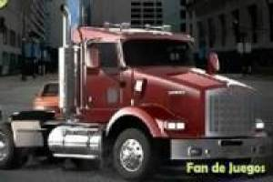 Juego Parking de trailer con trafico Gratis