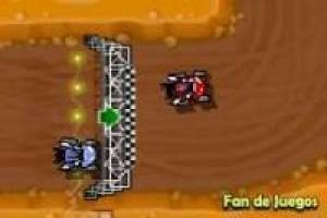 Online car race
