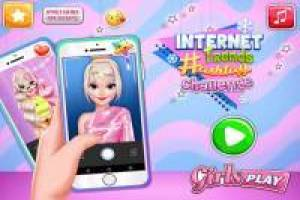 Dress Up with Internet Challenge Trends