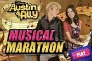 Austin and Ally: Musical Marathon