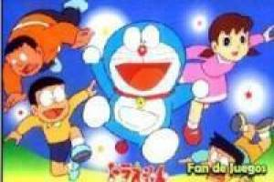 Doraemon and his friends puzzle