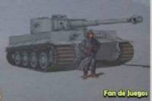 Endless war tank-