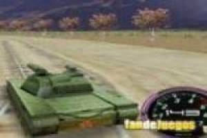 3D racing tanks