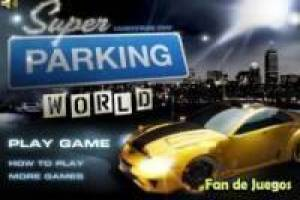 Free Super global parking Game