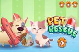 Rescue the fun pets
