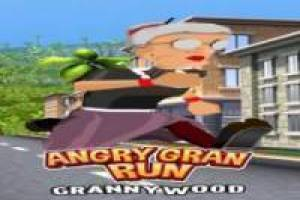 Wütend Gran Run: Grannywood