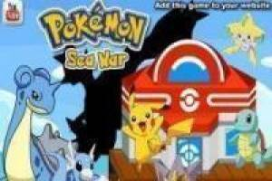 Pokémon Sea War