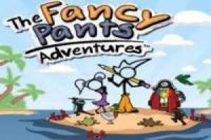 Fancy pants adventure: Stickman con pantalones amarillos