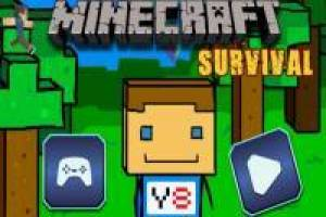 Supervivencia Minecraft Divertida