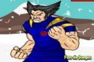 Dress up wolverine