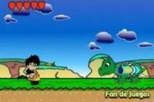 Juego Dragon ball z gohan adventure Gratis
