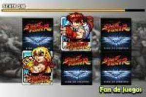 Street fighter vs king of fighters memoria