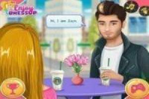Zayn Malik dating sim
