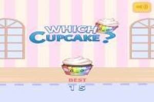 What is the correct cupcake?