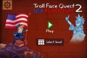 Troll Face Quest: USA 2