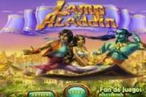 Aladdin y la lámpara mágica en big fish games careers