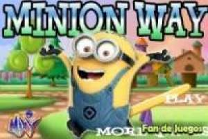 Free Minion way Game