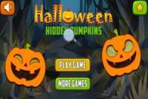 Hidden Pumpkin: Halloween