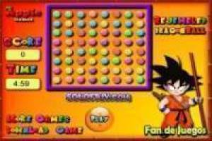 Dragon ball z: Bejeweled koule