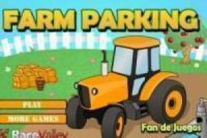 Parking on the farm