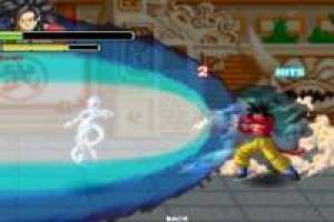 Gratis Dragon ball fierce fighting 4 Spelen