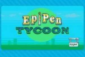 Free Epipen Tycoon Game