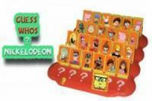 Guess Who? Nickelodeon