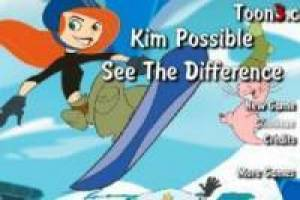 Diferencias: Kim Possible