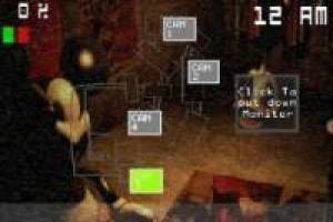 Juego Five Night at Clubhouse Gratis