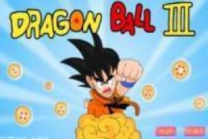 Dragon ball: Goku en nube
