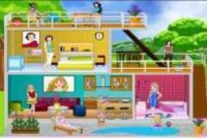 Free Dollhouses Disney Princesses Game