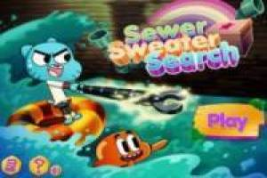 Gumball: Sweater Search