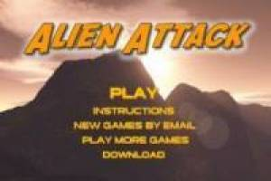 Disparos: Alien Attack
