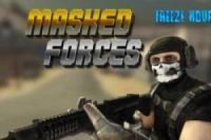 Free Masked Forces Game