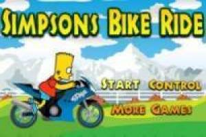 Simpsons: Bike Ride