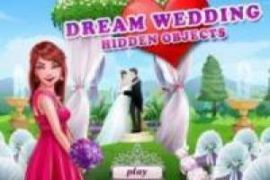 Juego Dream Wedding: Hidden Objects para jugar gratis online