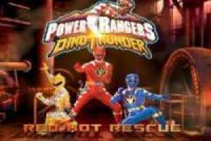 Power Rangers: Red Hot Rescue